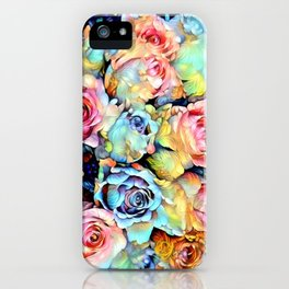 For Love of Roses iPhone Case
