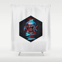 FCK Shower Curtain