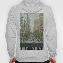 New York City - Down The Avenue Hoody