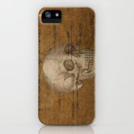 Esprit Humain iPhone Case