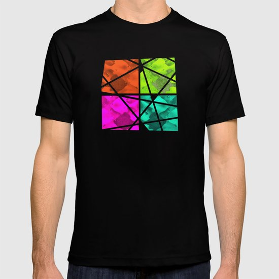 Pieces of fish t shirt by alan hogan society6 for Two fish apparel