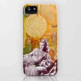 Golden Slumbers iPhone Case
