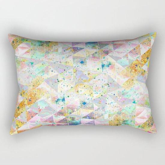 SIMPLY GEOMETRIC Rectangular Pillow