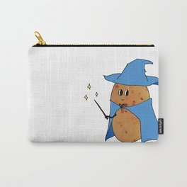 Potatoes are Magic Carry-All Pouch