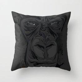 Munkygiga Throw Pillow