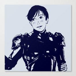 Ranger Yuuri Katsuki Canvas Print