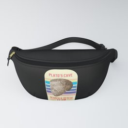 Plato's Cave Modern Fanny Pack