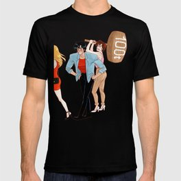Nicky Larson T-shirt