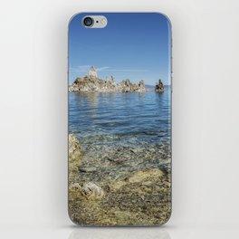 Mono Lake Tufa, No. 2 iPhone Skin