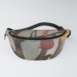Tree of Flowers Fanny Pack