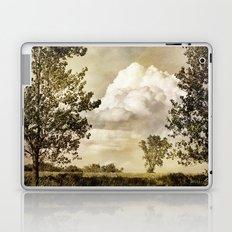 Prairie Clouds Laptop & iPad Skin