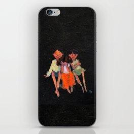 Siblings! iPhone Skin