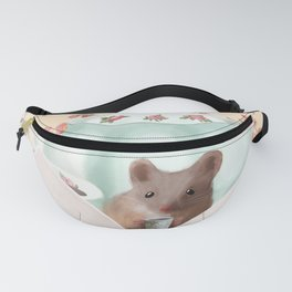 The English Mouse Fanny Pack