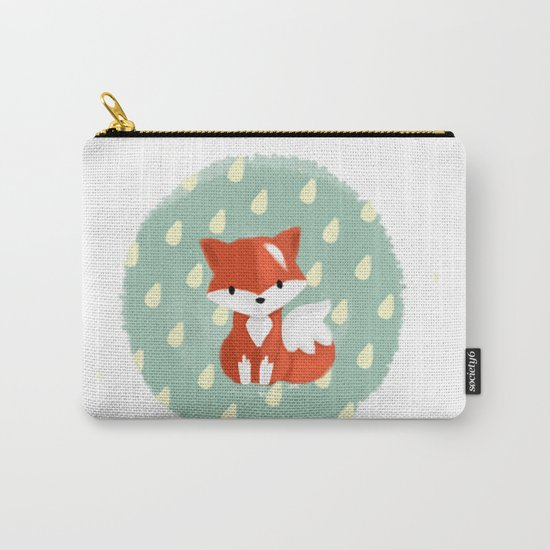 I'm a fox Carry-All Pouch