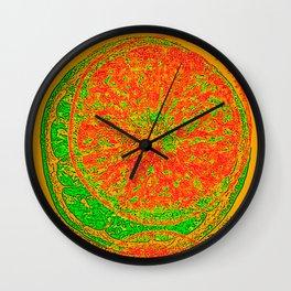 Fruity Summer Daze Wall Clock