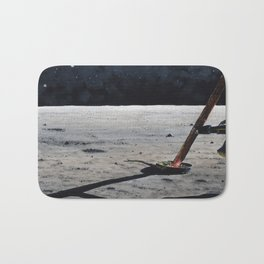 Magnificent desolation Bath Mat