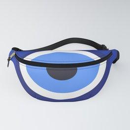 evil eye symbol Fanny Pack
