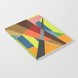 """Fractal #26"" Montana Gold Spray Paint on birch panel 16"" x 16"" x 1.5"" *Original Sold. Notebook"