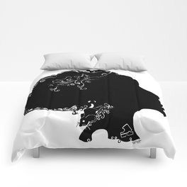 Mouse Nest Comforters