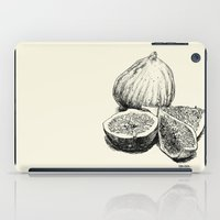fig iPad Cases featuring Fig by Benoit Springer