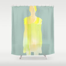 Women Shower Curtain