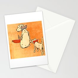 Dogs Large and Small, Ideal for Dog Lovers (60) Stationery Cards