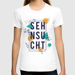 Sehnsucht T-shirt