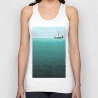 sail Tank Tops featuring Sail by Kakel
