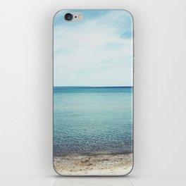 the bay iPhone Skin