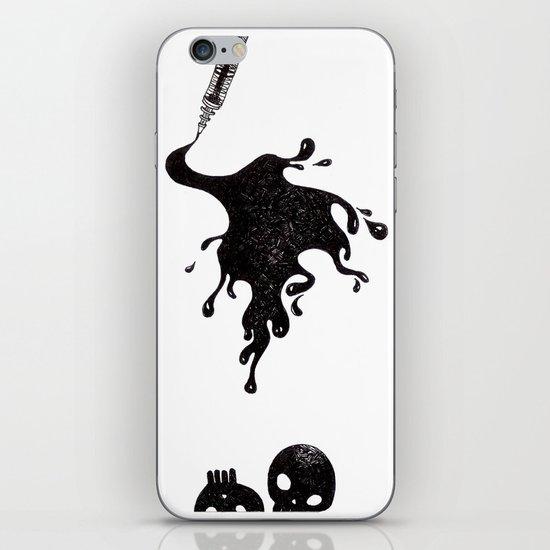 Inkblot iPhone & iPod Skin