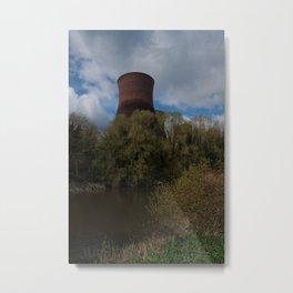 Ironbridge Cooling Towers Metal Print