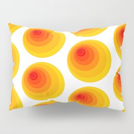 I'm eccentric type ( Psychedelic theme ) Pillow Sham