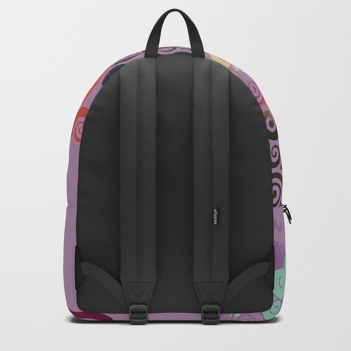 Scroll Shells Backpack