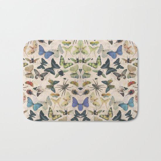 Insect Jungle Bath Mat