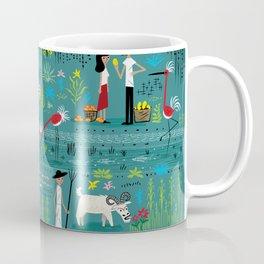 In The Marshlands Coffee Mug