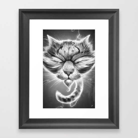 Kwietosh (9) Framed Art Print