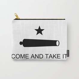 Come and Take it Flag Carry-All Pouch