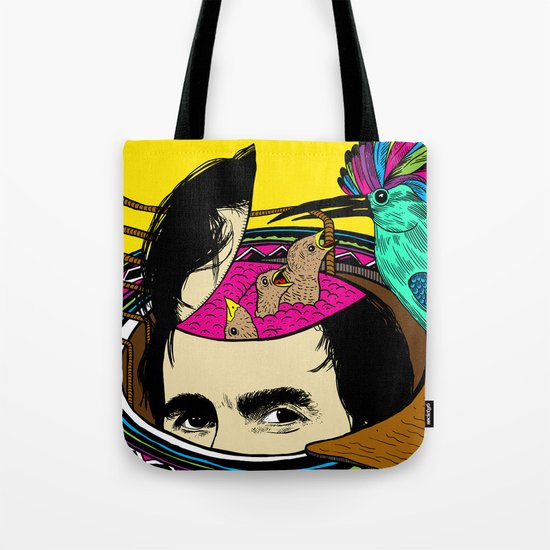 """Hands of Glory"" by Steven Fiche Tote Bag"