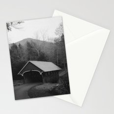 New England Classic Covered Bridge Stationery Cards