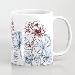 Pelargonium Coffee Mug