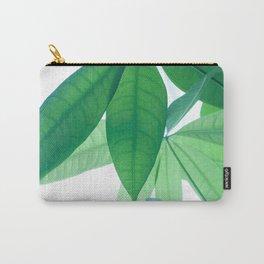 Pachira aquatica #1 #decor #art #society6 Carry-All Pouch