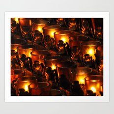 In Memoriam Art Print