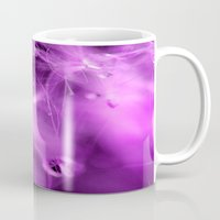 the cure Mugs featuring Time will Cure me  by Brian Raggatt