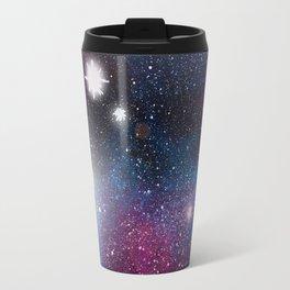 In A Galaxy, Far Far Away Travel Mug