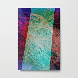 String Theory 01 Metal Print