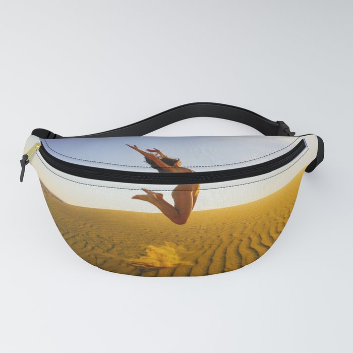 0799 Sandy Dune Nude | The Jump Fanny Pack