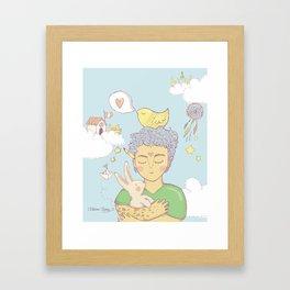 ChicoDibujante / DraftsGuy Framed Art Print