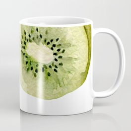 Sweet green kiwi Coffee Mug
