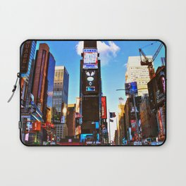 Times Square NYC Laptop Sleeve