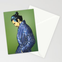 801 MODERN SAMURAI Stationery Cards